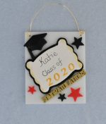 Commemorate that special event with a personalized graduation ornament