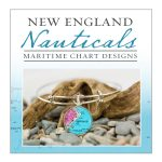 Sterling charm bracelet with signature anchor design