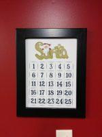 Advent Calendar - Countdown to Christmas
