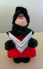 Carolers - Soctails & Ragamuffins™ - Holiday Carolers and Figurines Series